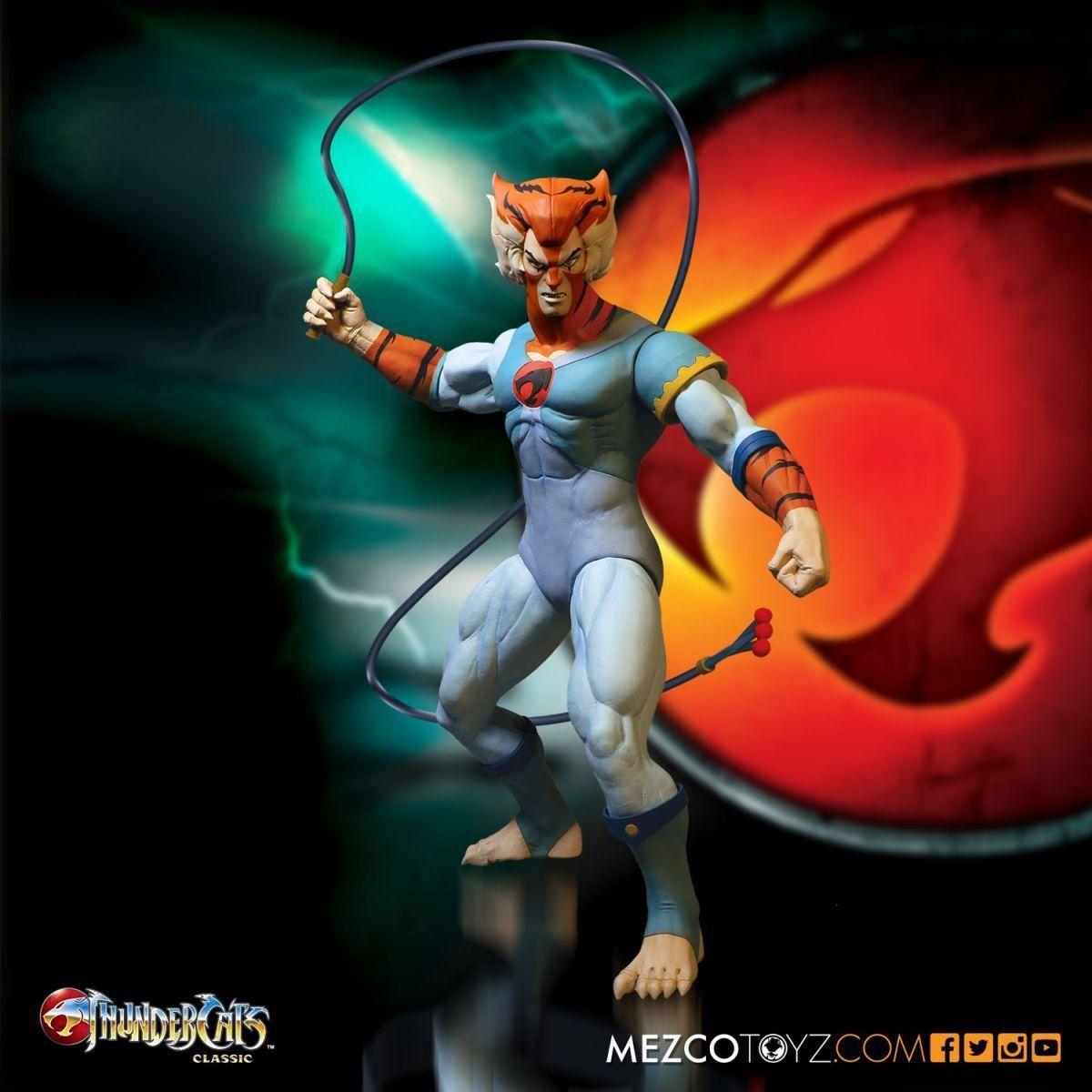 ThunderCats: Tygra Escala 1/6 - Mezco