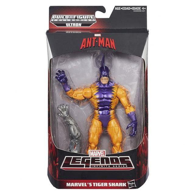 Tiger Shark Marvel Legends Infinite Series - Hasbro