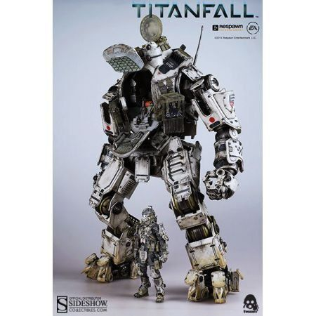 Titanfall Atlas Model Special - Threezero
