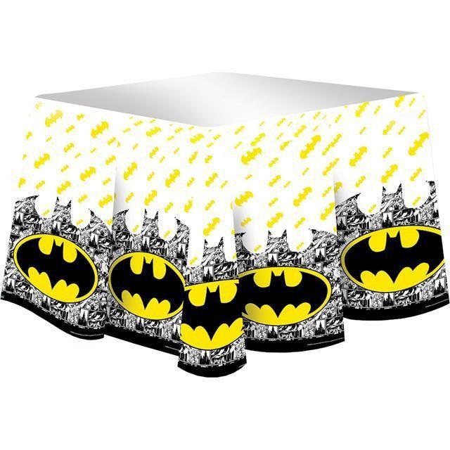 Toalha de Mesa Batman Geek - Festcolor