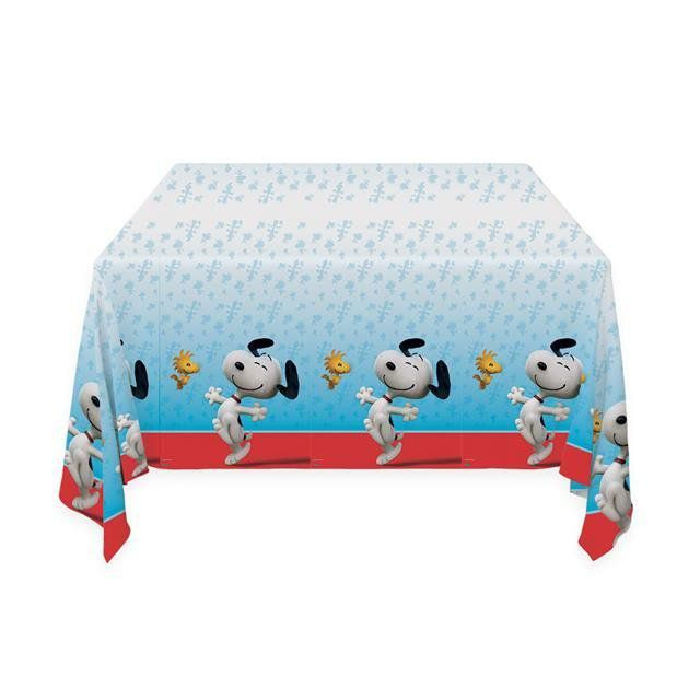 Toalha de Mesa Snoopy - Festcolor