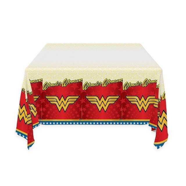 Toalha de Mesa Wonder Woman - Festcolor