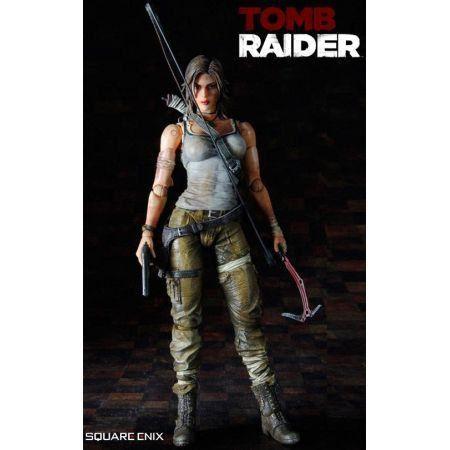 Tomb Raider Play Arts Kai Figure Lara Croft - Square Enix