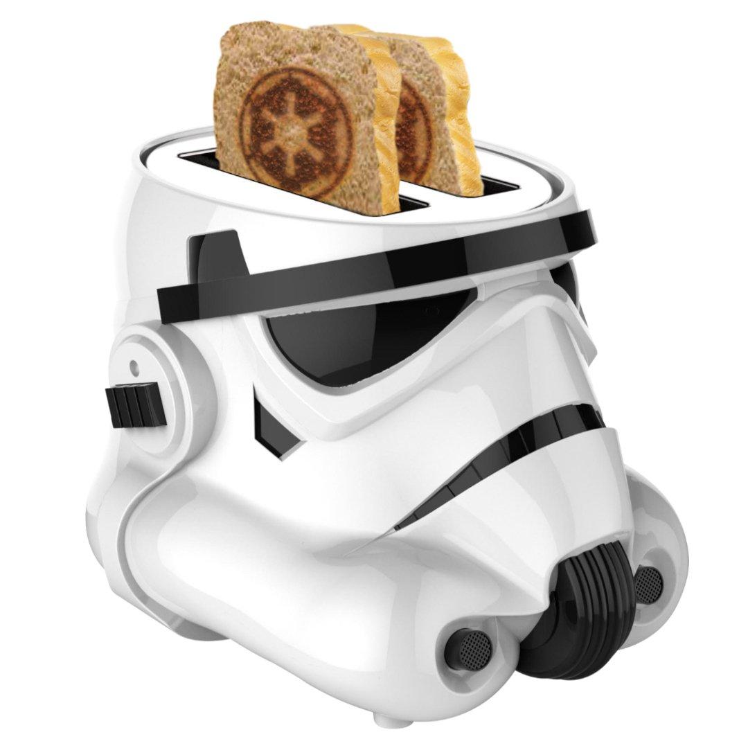 Torradeira Star Wars: Stormtrooper - Pangea Brands (Apenas Venda Online) - Uncanny Brands