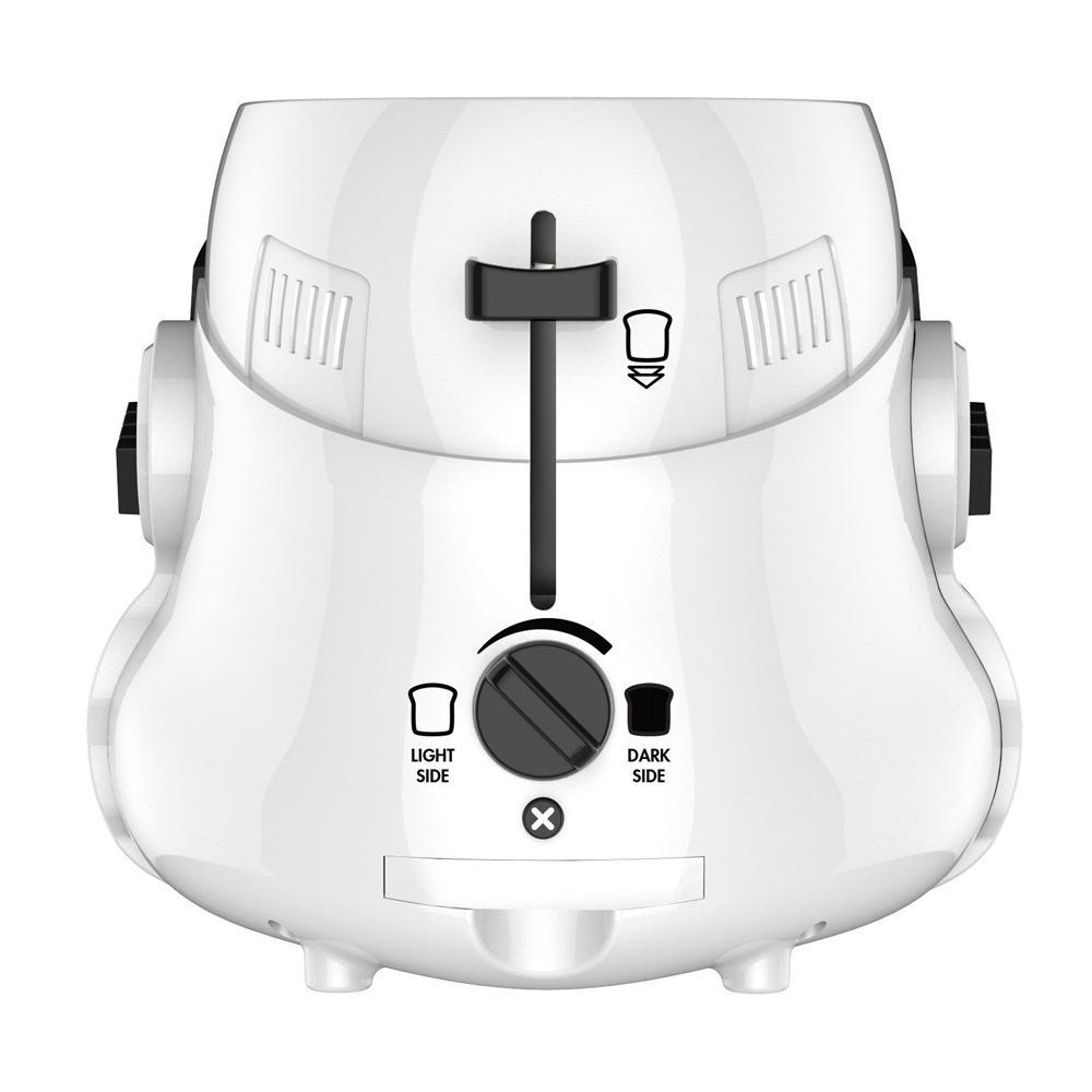 Torradeira Star Wars: Stormtrooper - Pangea Brands - Uncanny Brands - EV