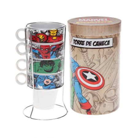 Torre de Canecas - Marvel