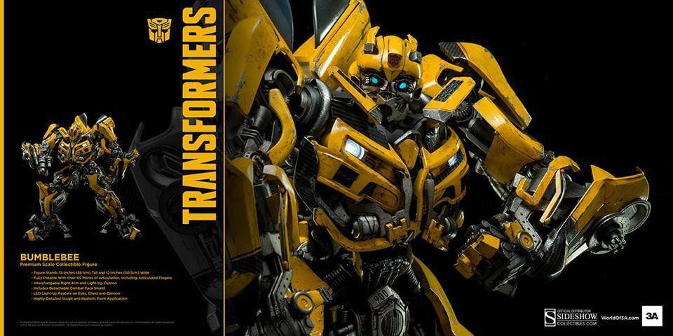 Transformers Bumblebee - ThreeA