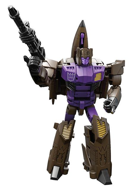 Transformers Generations: Blast Off