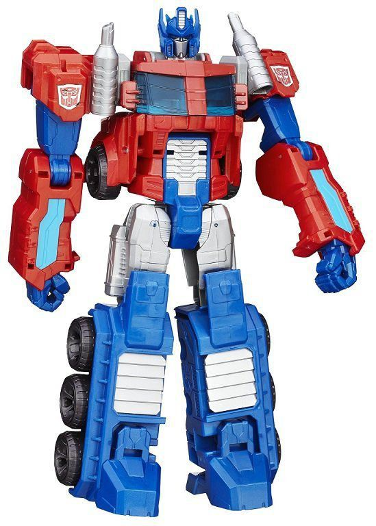 Transformers Generations: Optimus Prime 6 Steps