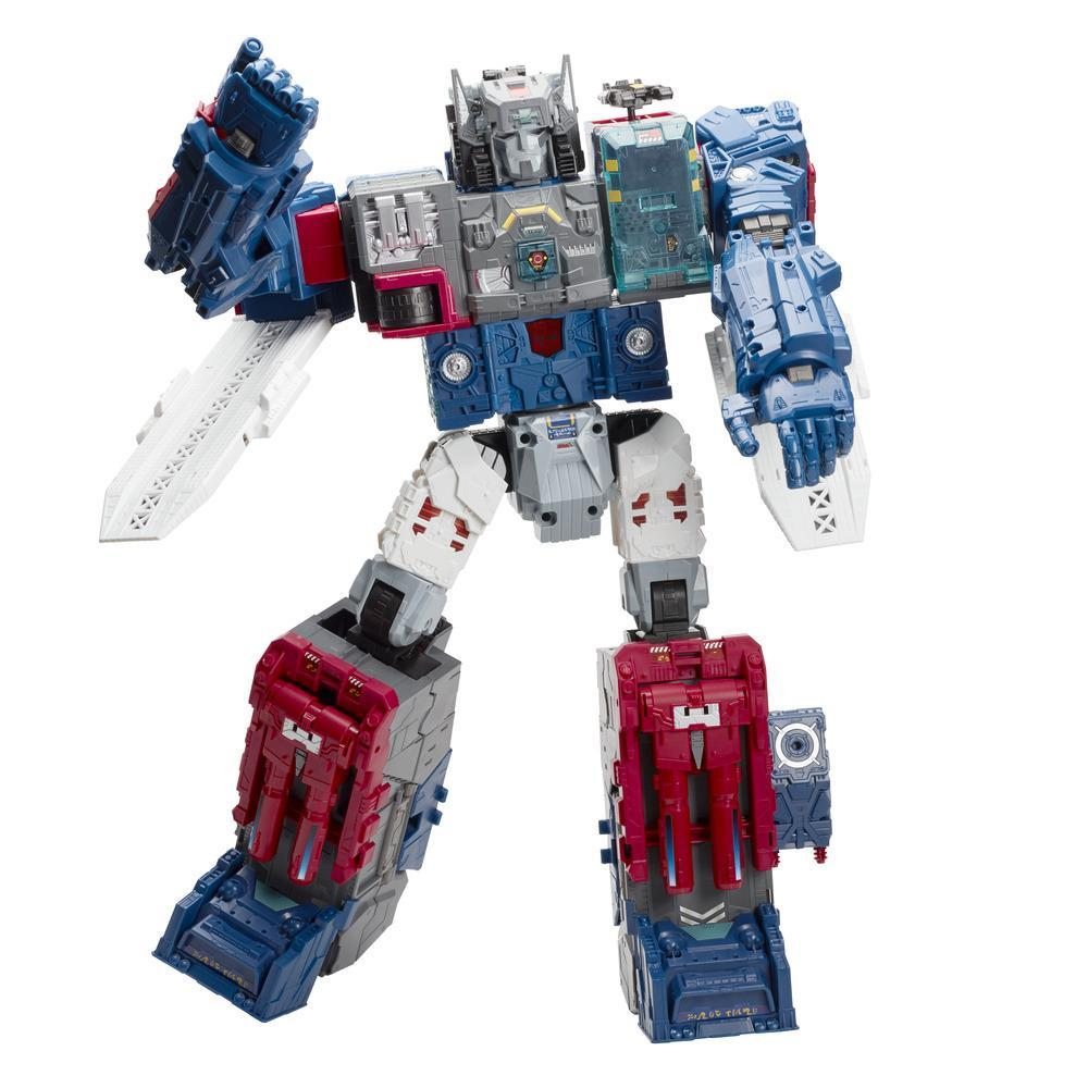 Transformers Generations Titans Return: Fortress Maximus - Hasbro