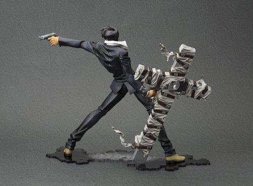 Trigun: Badlands Rumble ArtFX Nicholas D Wolfwood - Kotobukiya