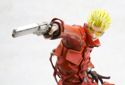 Trigun: Badlands Rumble ArtFXJ Vash The Stampede Escala 1/6 - Kotobukiya