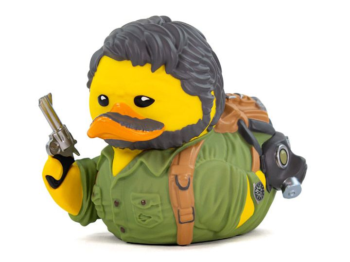 PRÉ VENDA: Tubbz Joel: The Last of Us Cosplaying Duck Collectible (Patinho Colecionável)