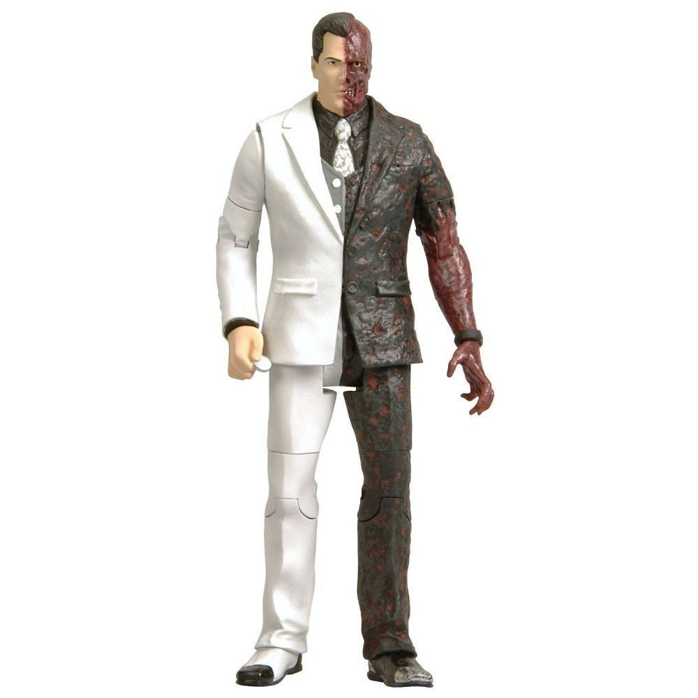 Two Face (Duas Caras) Batman Arkham City - DC Comics