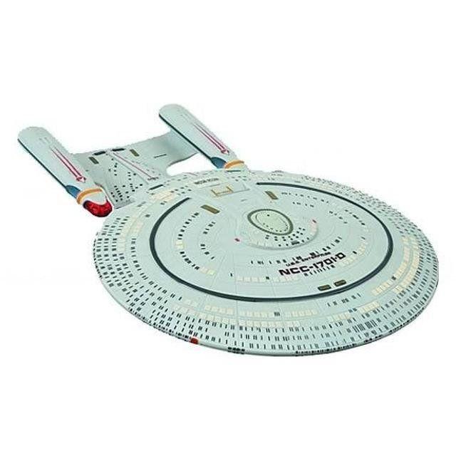 U.S.S. Enterprise NCC-1701 - D Version - Diamond