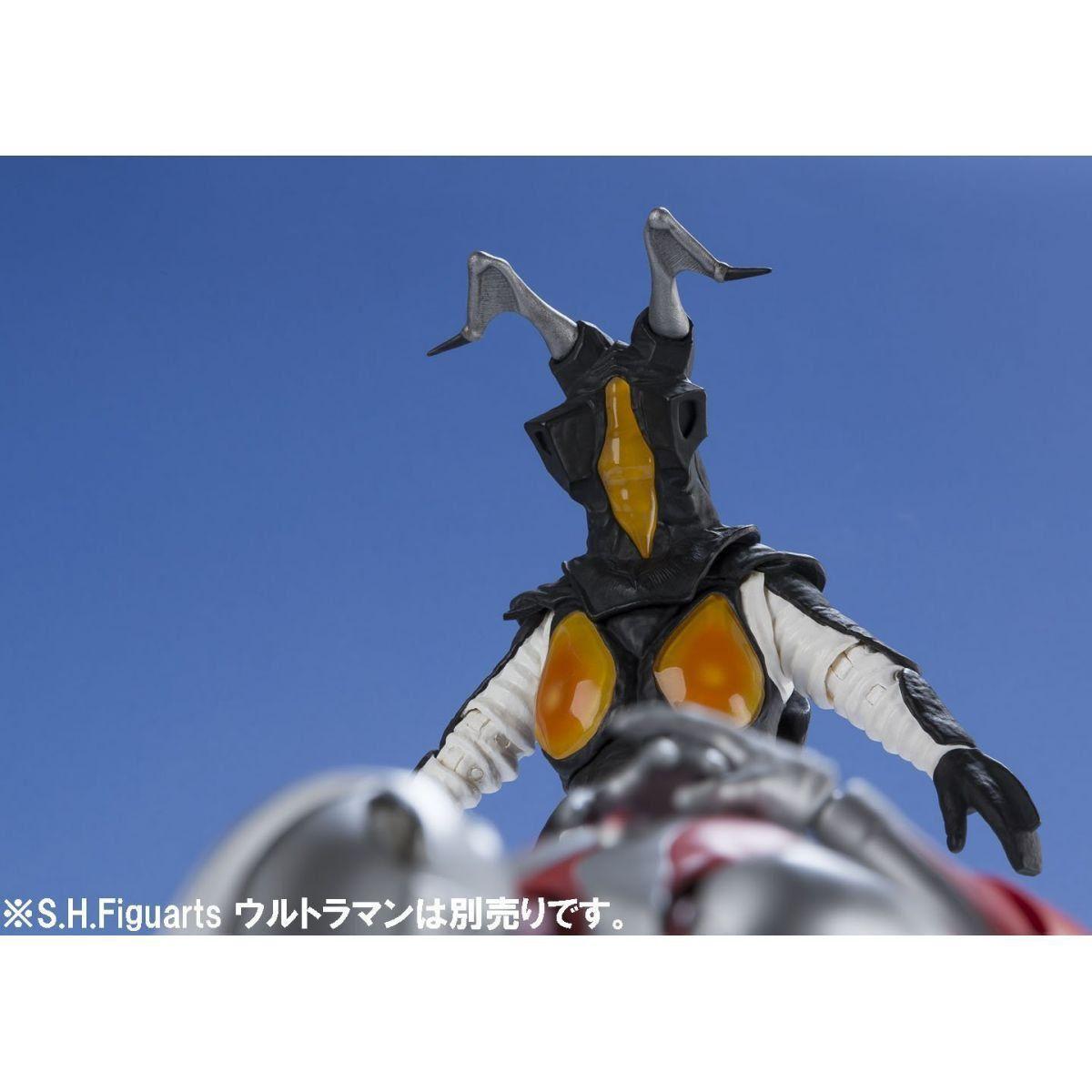 Boneco Zetton: Ultraman S.H Figuarts - Bandai - CD