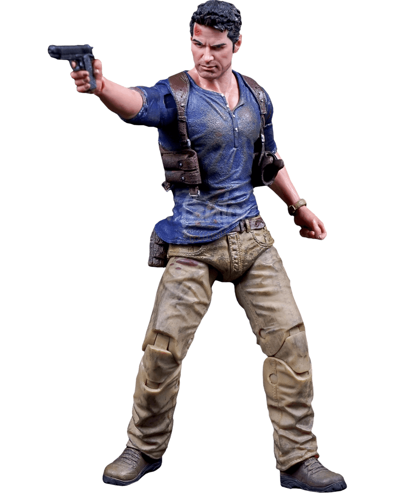 PRÉ VENDA: Uncharted 4: Ultimate Nathan Drake - Neca