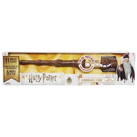 Varinha Eletrônica Albus Dumbledore: Harry Potter (Som e Luz) - Sunny