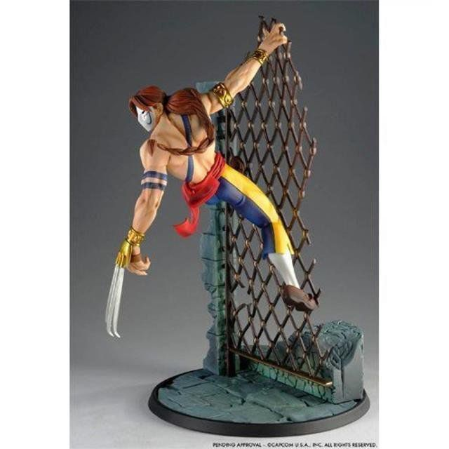 Vega Statue Street Fighter 1:8 - Tsume