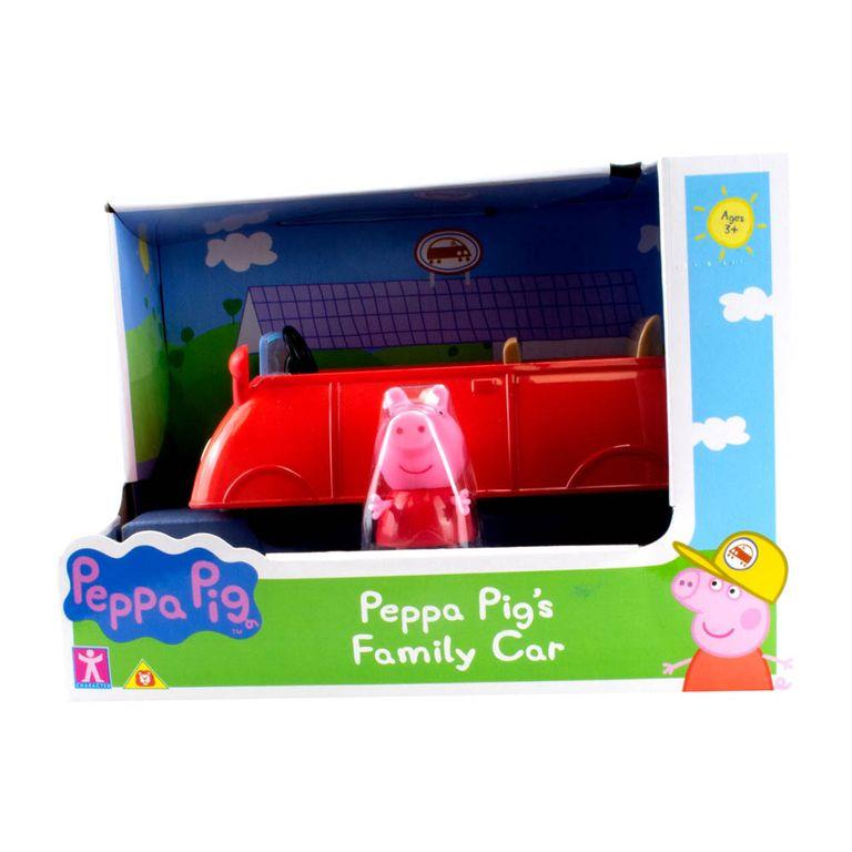 Veículos da Peppa Carro da Família : Peppa Pig - Sunny