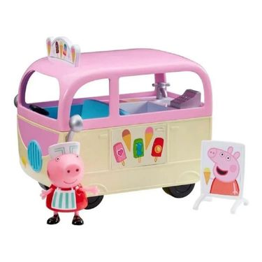 Veículos da Peppa Carro de Sorvete : Peppa Pig - Sunny