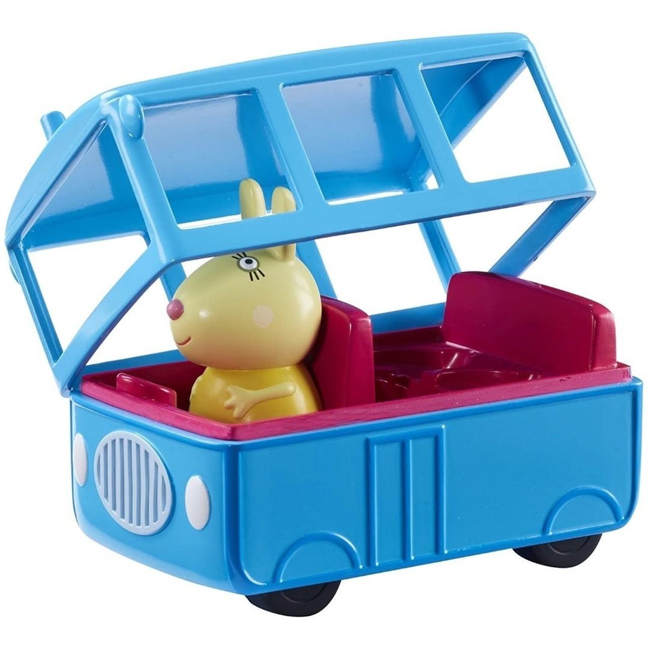 Veículos da Peppa Ônibus Escolar Sr. Coelho : Peppa Pig - Sunny