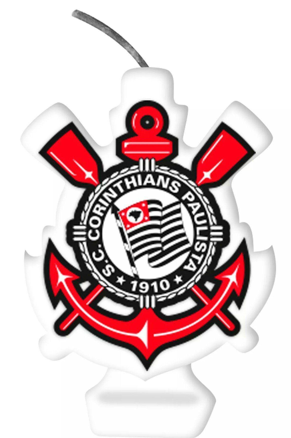 Vela Emblema: Corinthians - Festcolor