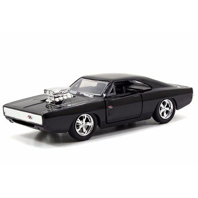 Velozes e Furiosos: Dom's Dodge Charger R/T Die Cast Escala 1/24