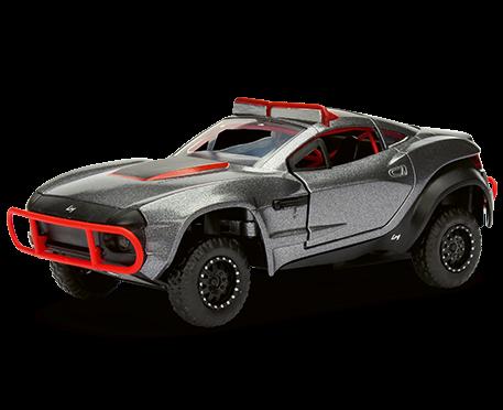 Velozes e Furiosos: Letty´s Rally Fighter F8 - Die Cast (Escala 1/24) - DTC