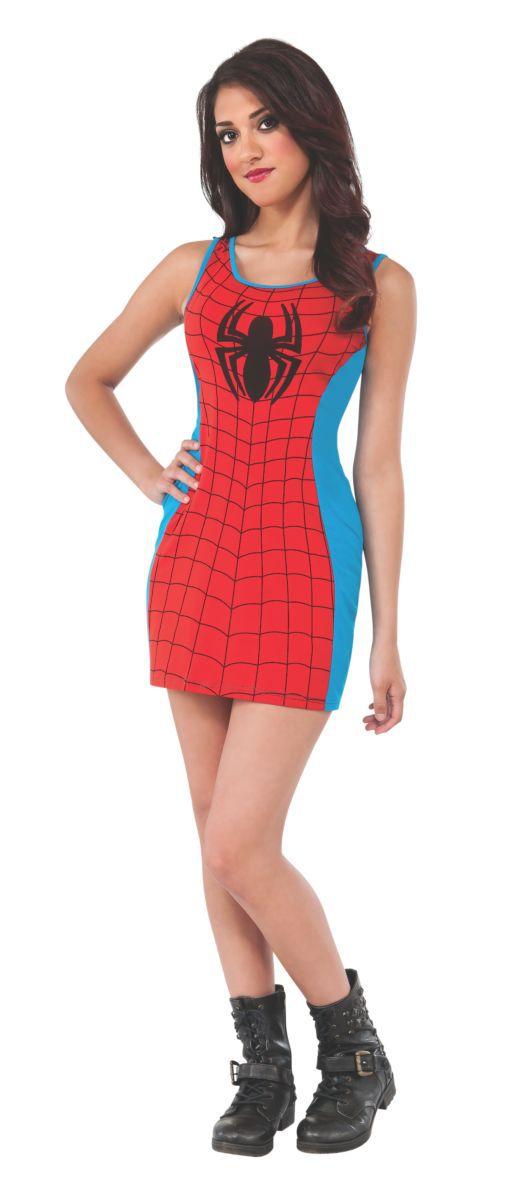 Vestido Tubo Homem-Aranha - Rubies Costume - CD