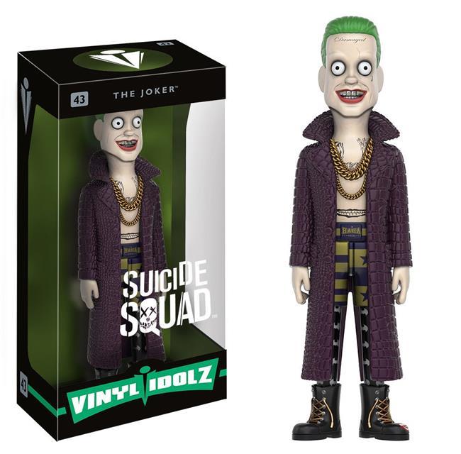 Funko Vinyl Idolz Esquadrão Suicida: The Joker - Funko