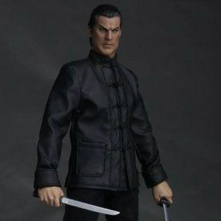 Violent Samurai Inorder To Counter Violence Steven Seagal - Virtual Toys
