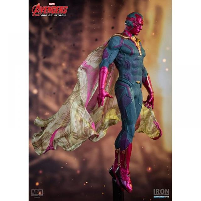 Vision Age of Ultron Art Scale 1/10 - Iron Studios