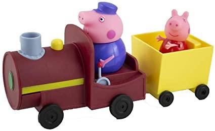 Vovô Maquinista Com Trenzinho: Peppa Pig - Sunny