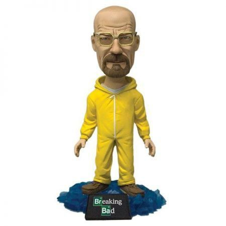 Walter White Breaking Bad Bobblehead - Mezco