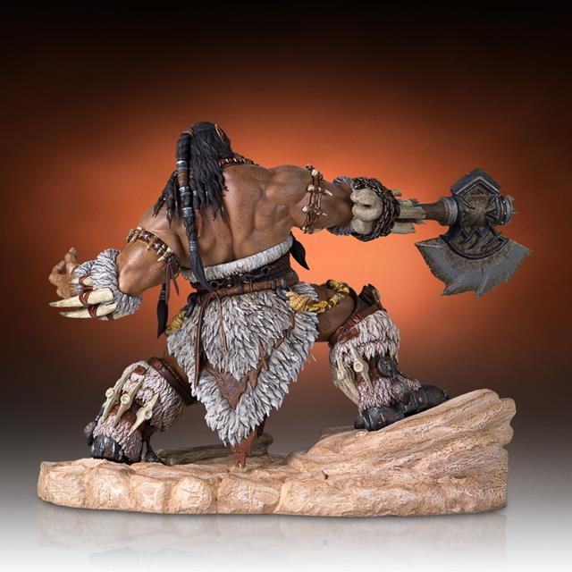 Warcraft Durotan Estátua Escala 1/6 - Gentle Giant