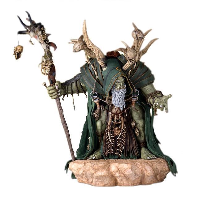 Warcraft Gul Dan Estátua Escala 1/6 - Gentle Giant
