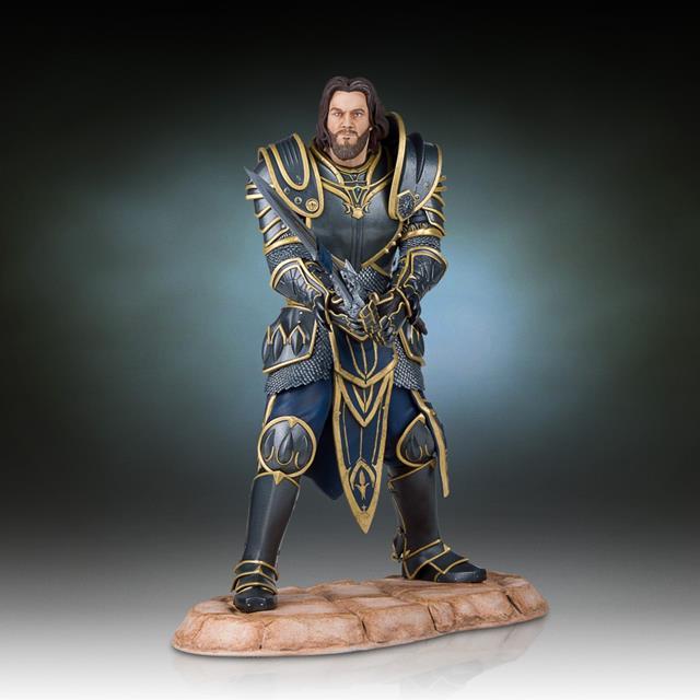 Warcraft Lothar Estátua Escala 1/6 - Gentle Giant