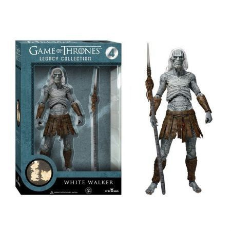 Funko Boneco White Walker: Game of Thrones Legacy Collection - Funko (Apenas Venda Online)