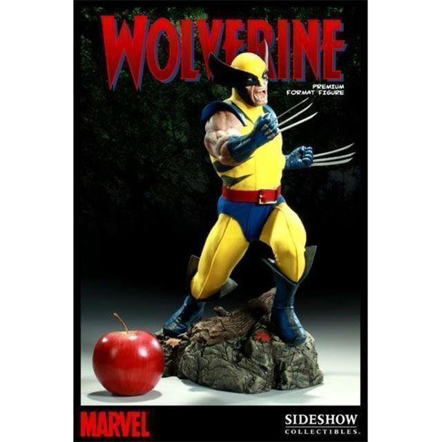 Wolverine Premium Format - Sideshow 1/4