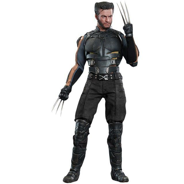 Action Figure Wolverine: X-Men Dias de um Futuro Esquecido (Days Of The Future Past) (MMS264) Escala 1/6 Boneco Colecionável - Hot Toys