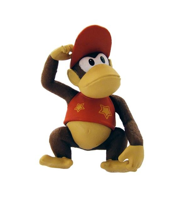 World of Nintendo : Diddy Kong - DTC