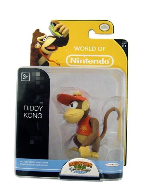 World of Nintendo : Diddy Kong - DTC