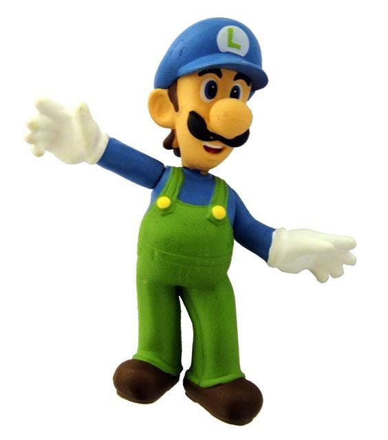 World of Nintendo: Ice Luigi - DTC