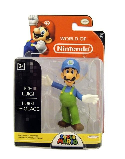 World of Nintendo: Ice Luigi - DTC