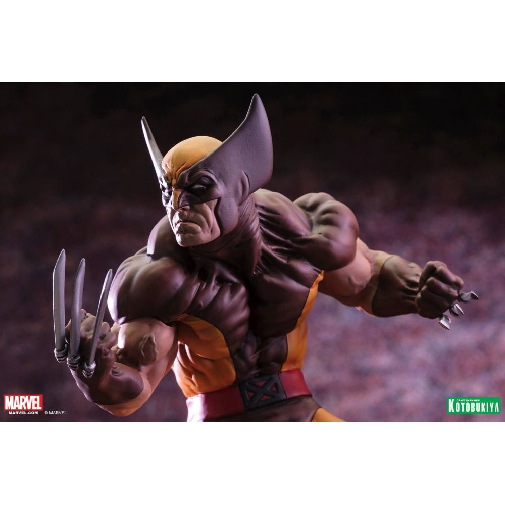 X-Men: Wolverine Danger Room Sessions - Kotobukiya
