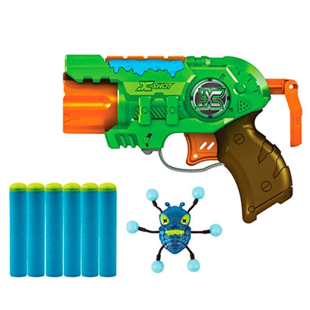 X-Shot Bug Attack Predator (Lançador de Dardos) - Candide
