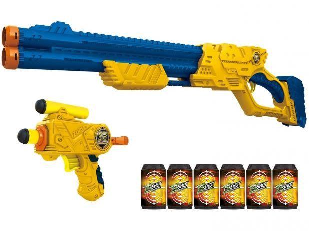 X-Shot Micro & Vigilante (Lançador de Dardos) - Candide