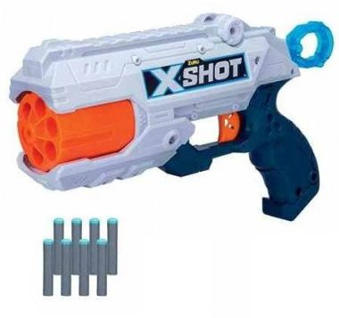 X-Shot Reflex 6 (Lançador de Dardos) - Candide