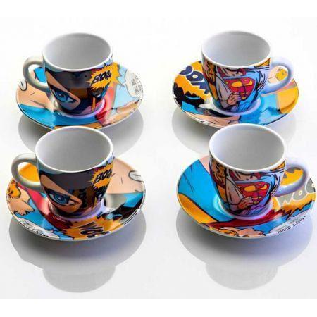 Xícaras de Café - DC Comics